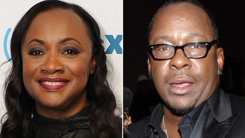 Pat Houston and Bobby Brown have been named co-guardians of Bobbi Kristina Brown. A conservator has also been appointed.