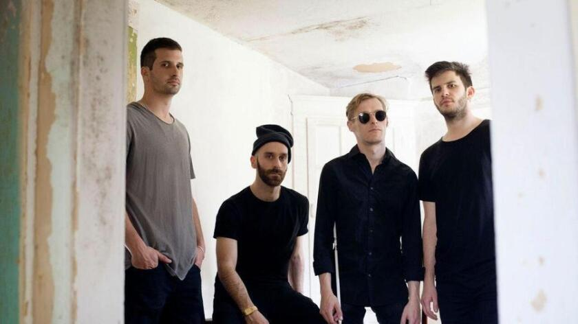 "X Ambassadors were given a boost when their song ""Renegades"" was featured in a Jeep TV commercial this year. (Natalie Mantini)"