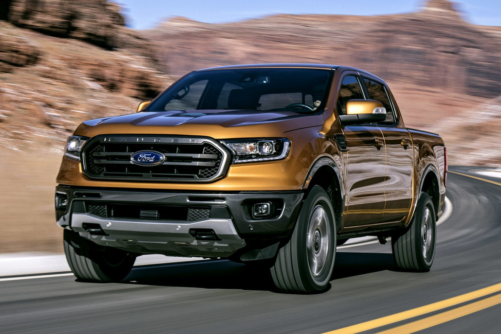 New Ford Truck >> Ford Sees A Market For A New Ranger As Pickup Truck Prices