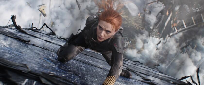 Black Widow', un desvío satisfactorio para Marvel - Los Angeles Times