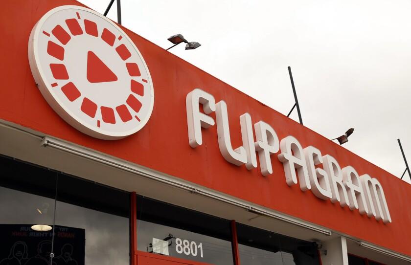 Flipagram's smartphone app has been used by tens of millions of people.