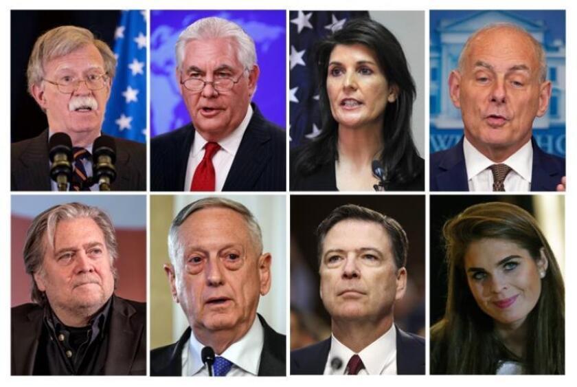 """""""?Estás despedido!"""". Las seis salidas más polémicas del Gobierno de Trump"""