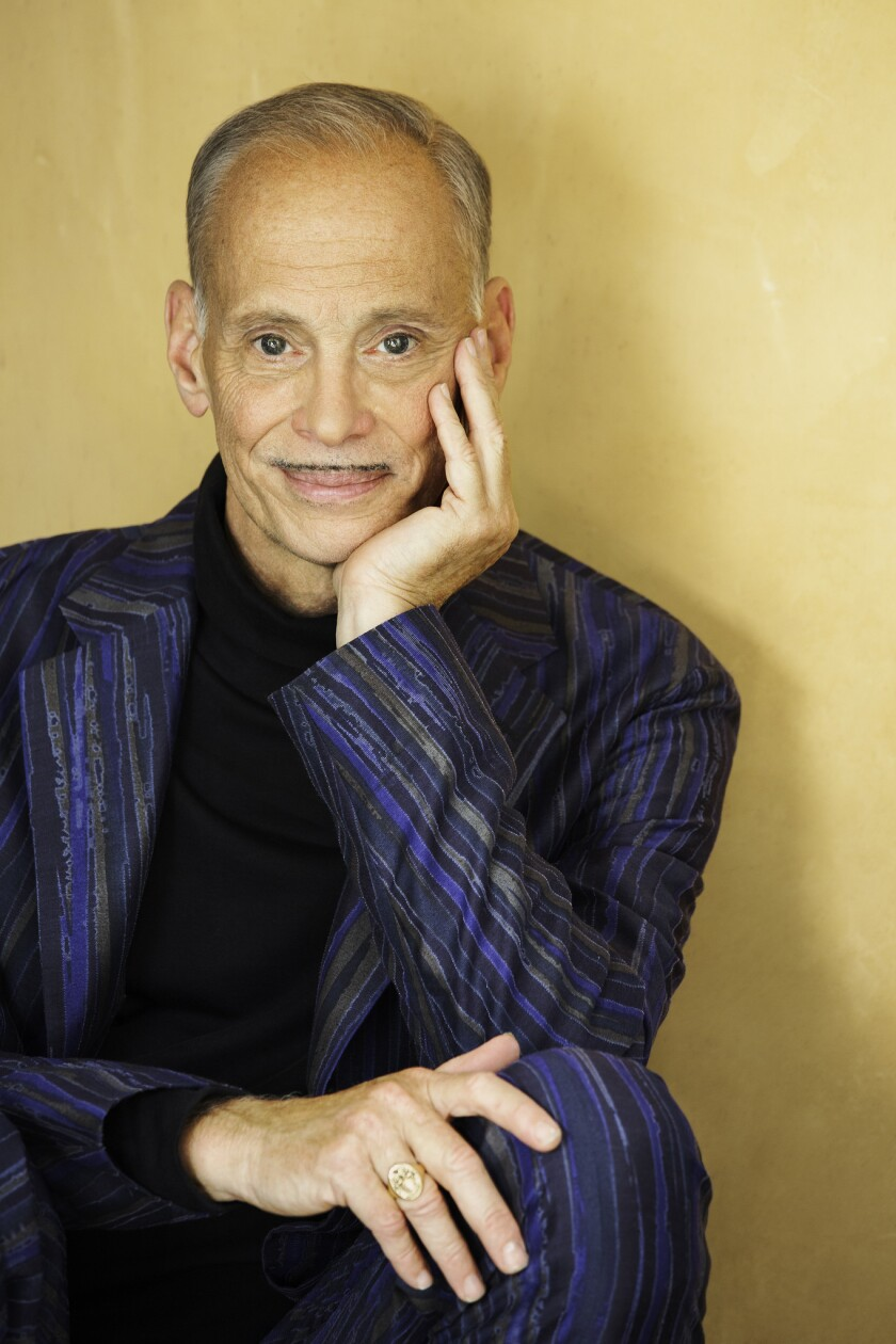 John Waters will interview artist Jeff Koons on Monday as part of the Broad's Un-Private Collection lecture series.