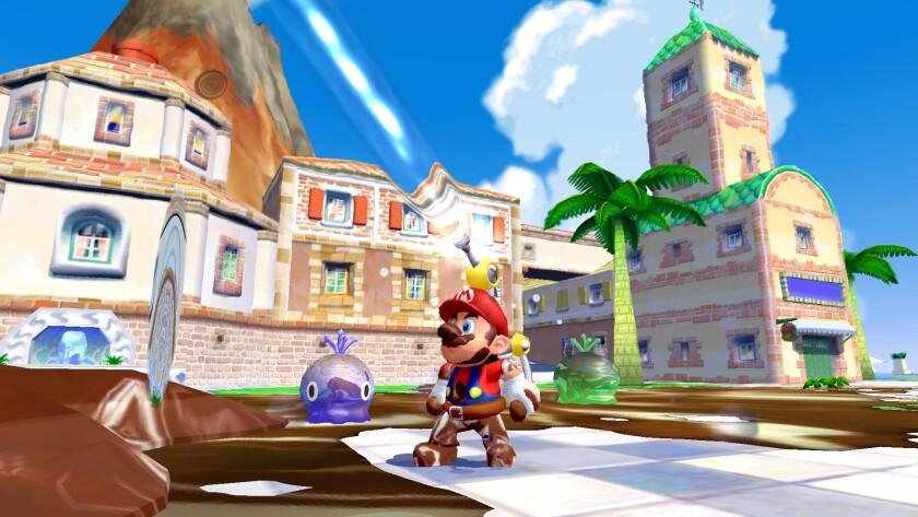 Nintendo 'Super Mario 3D All-Stars' proves Mario still vital