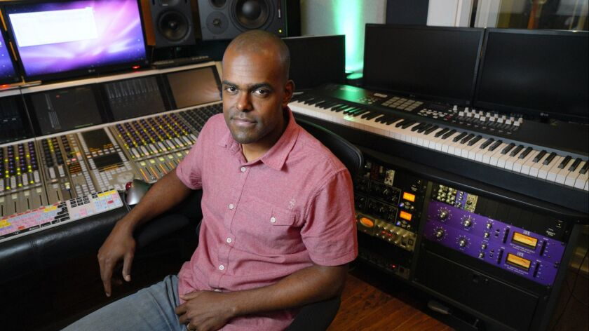 Brandon Steppe gave up his corporate job to pursue his dream of creating and producing music from he