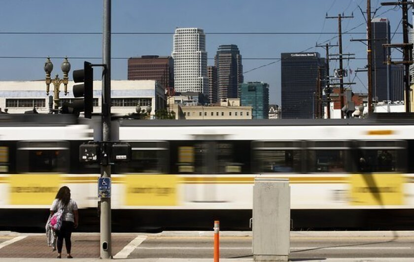 Head of Metro's bus and rail operations division to be reassigned