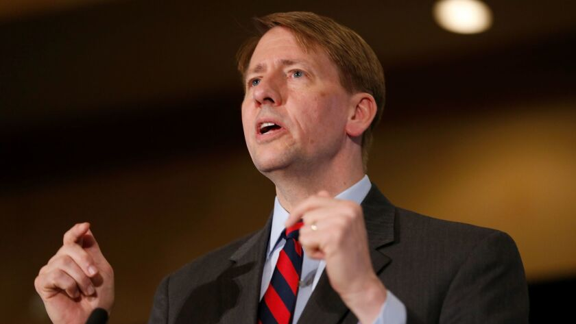 Democratic Gubernatorial Candidate Richard Cordray Hosts Primary Night Event In Columbus, Ohio