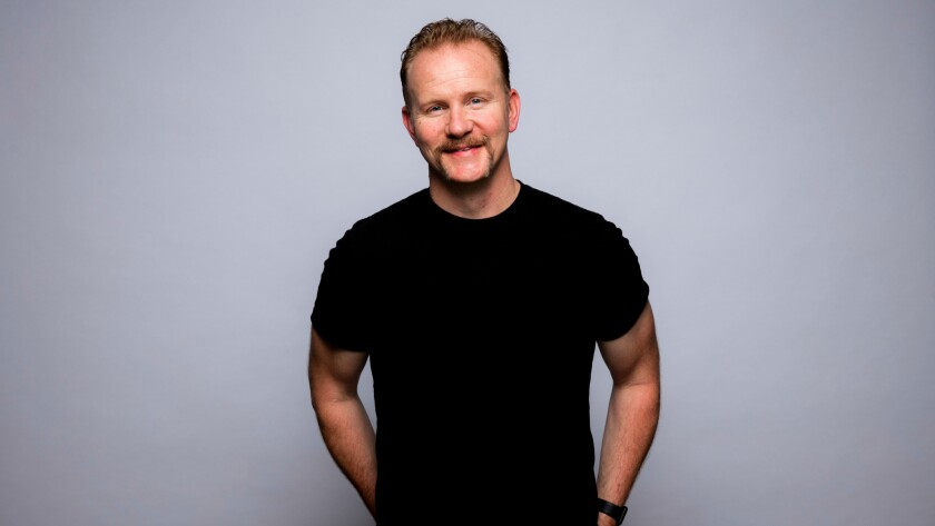 Morgan Spurlock's latest documentary about rats debuted at the Toronto International Film Festival this week.