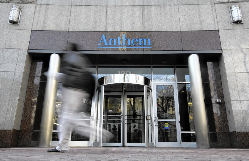Anthem Blue Cross' aggressive telemarketing is precisely the wrong way to encourage people to take more responsibility for their healthcare.