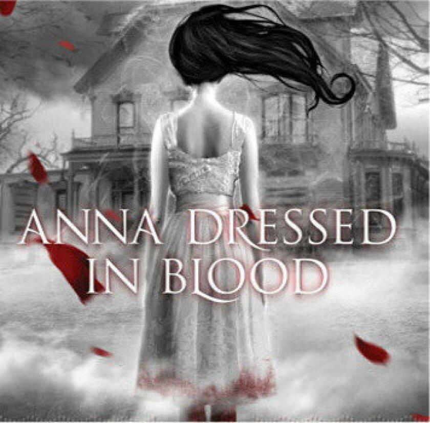'Twilight's' Stephenie Meyer developing 'Anna Dressed in Blood'