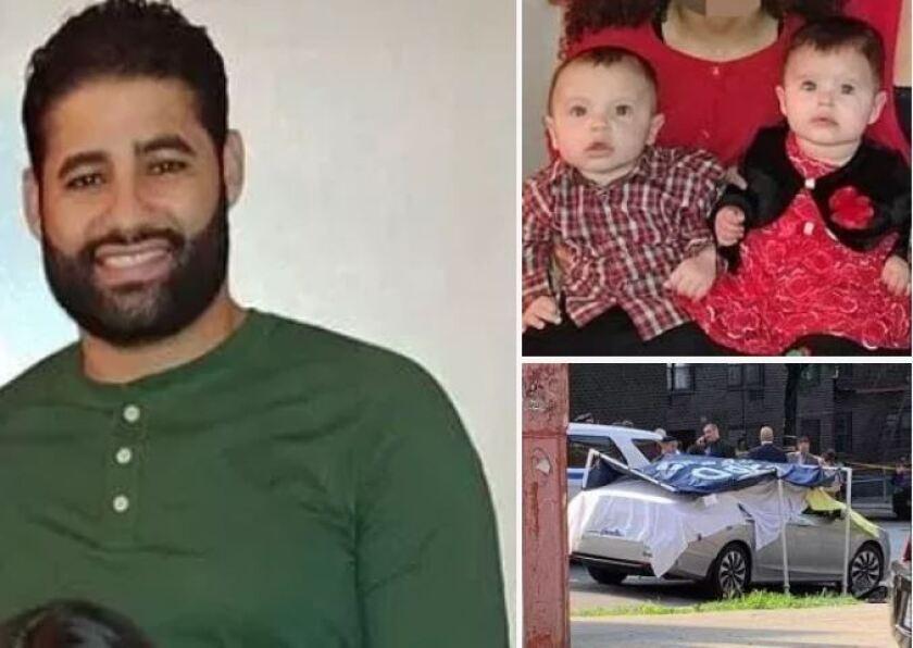 """""""Asumí que los dejé en la guardería"""", dice padre tras encontrar a sus bebés muertos en su auto"""