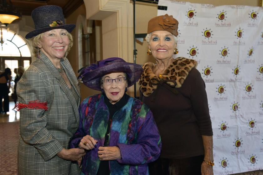 Judy Brucker, Merle Lotherington, Marilyn Barrett