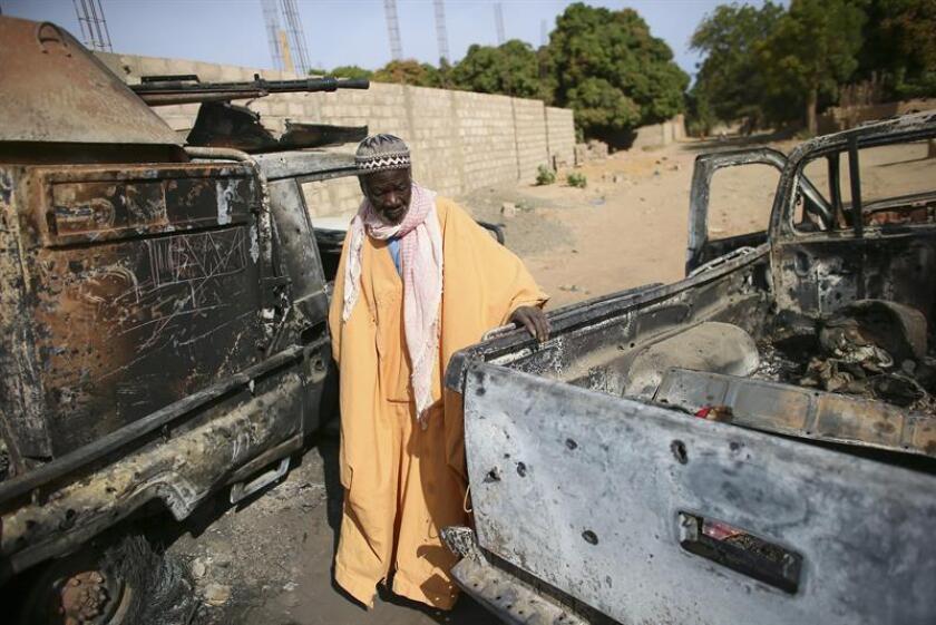 """La ONU confirmó hoy la muerte de """"hasta 40 civiles"""" en Mali en un ataque armado, sobre el que todavía se desconoce la identidad de los atacantes. EFE/Archivo"""