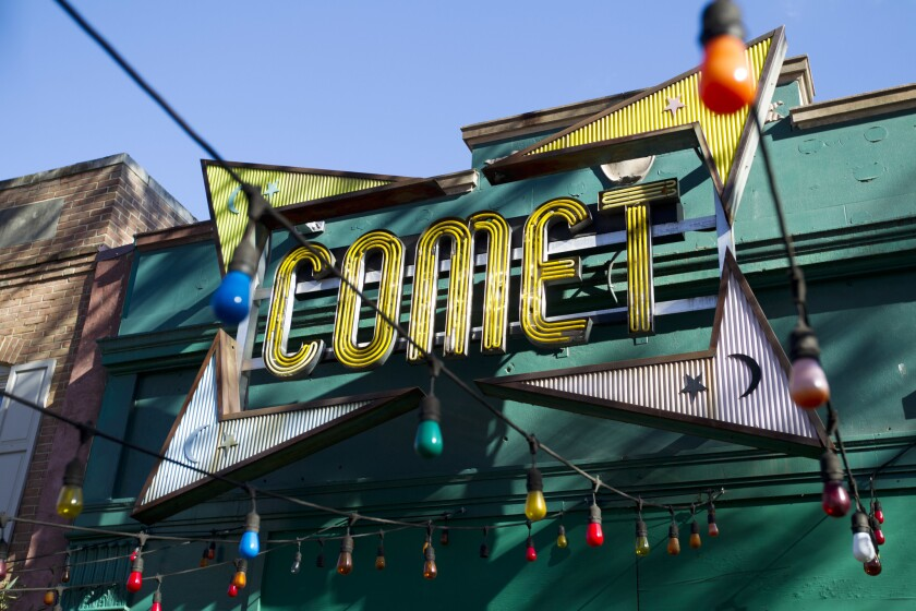 """A fake news story prompted a man to fire a rifle inside Comet Ping Pong pizza shop in Washington, D.C. as he attempted to """"self-investigate"""" a conspiracy theory that Hillary Clinton was running a child sex ring from there, police said."""