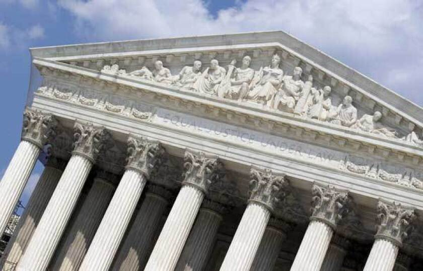 Supreme Court to consider striking part of Voting Rights Act