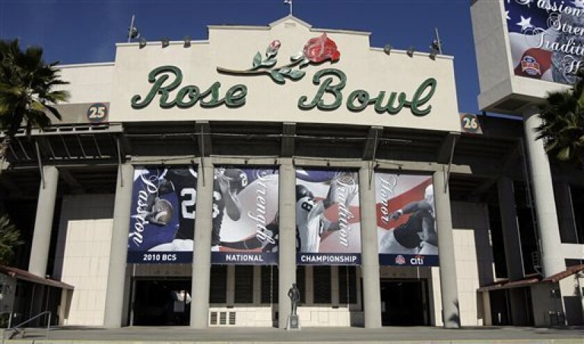 The Rose Bowl in Pasadena is the original bowl game, starting on Jan. 1, 1902. There are now 35 bowl games in 24 days, up from 18 over 15 days in 1996. The increase has led to interference with student-athletes' academics.