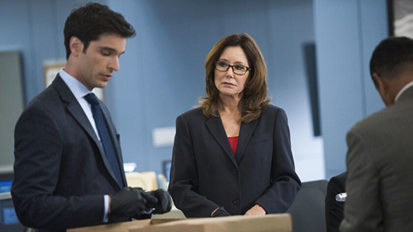 """The police drama """"Major Crimes"""" returns with new episodes on TNT. With Daniel DiTomasso and Mary McDonnell."""