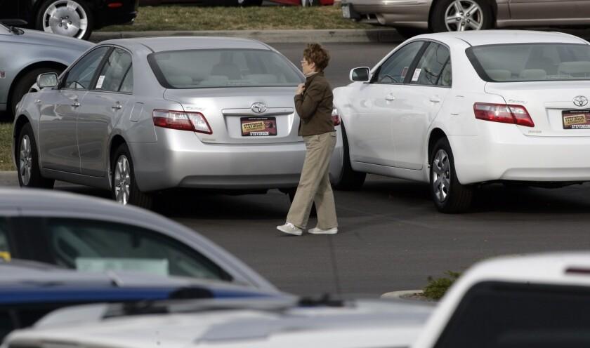 NHTSA opens probe into brake failures of Toyota Camry hybrid