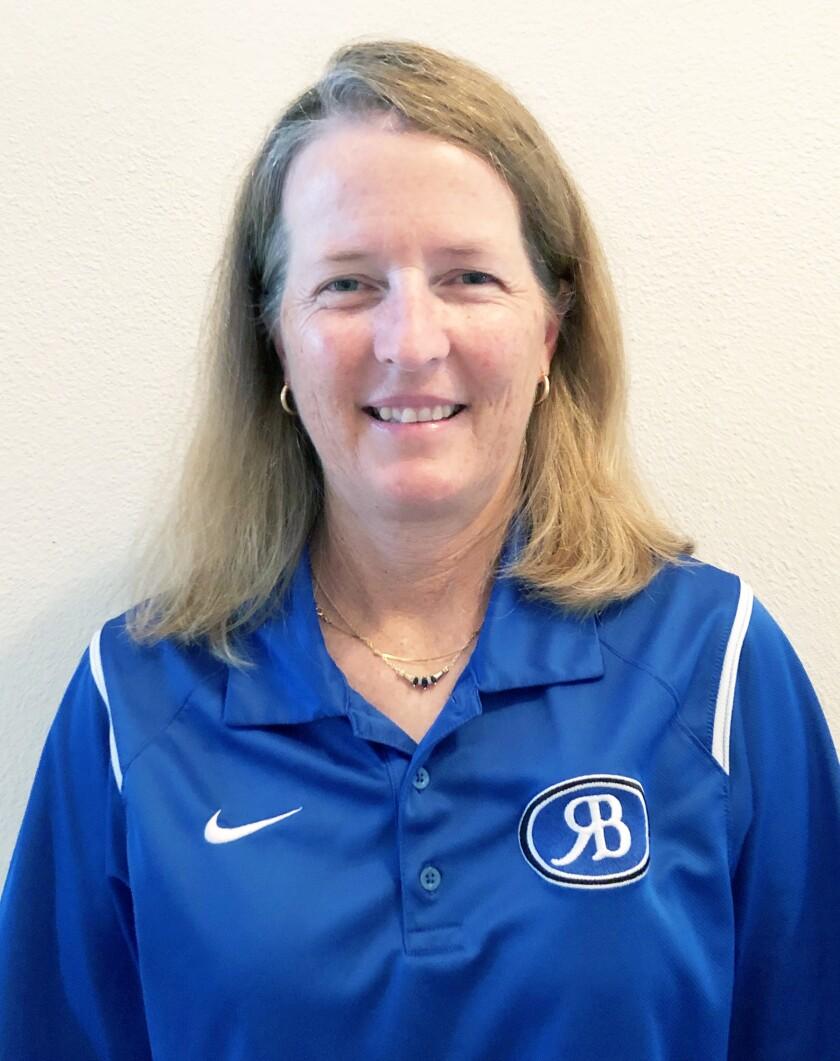 Tracy Stowe, Rancho Bernardo High's athletic director