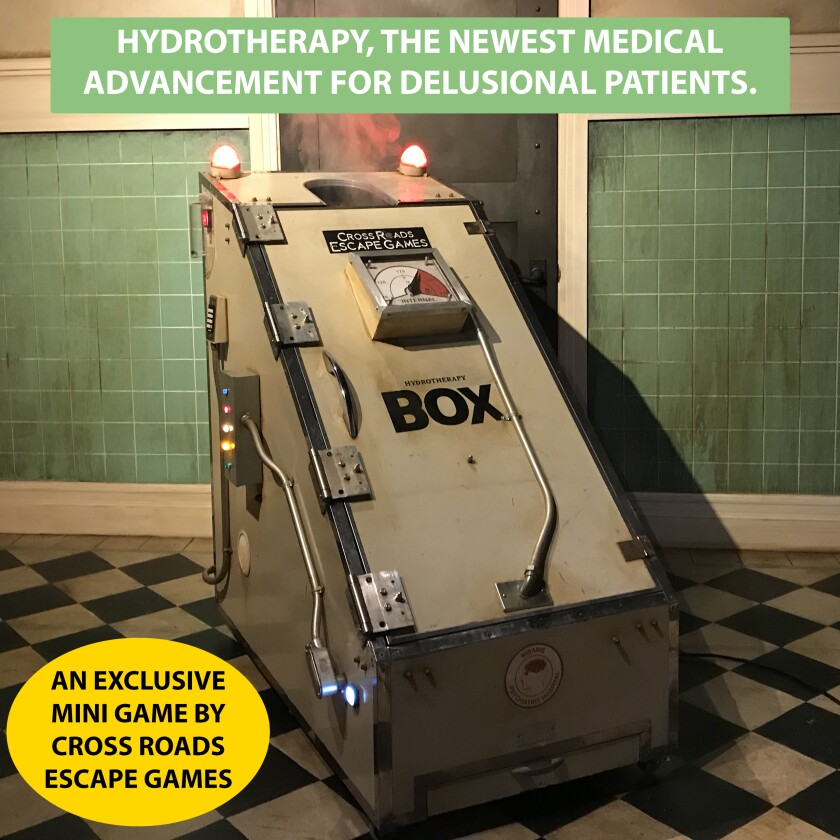 Hydrotherapy Box game