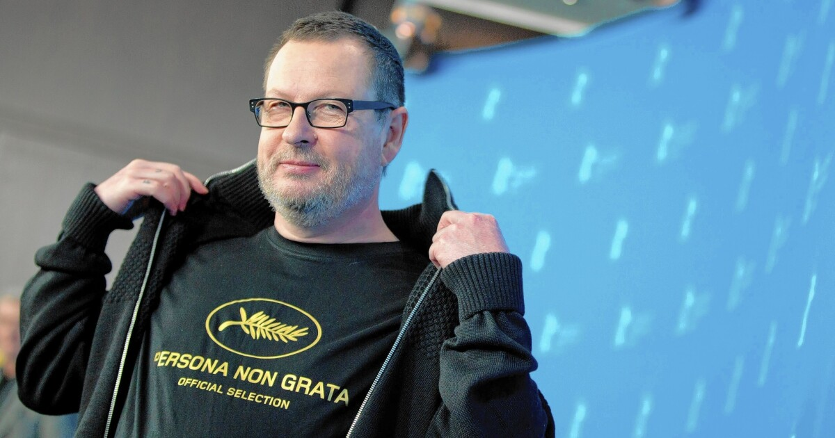 Working with the enigmatic Lars von Trier - Los Angeles Times