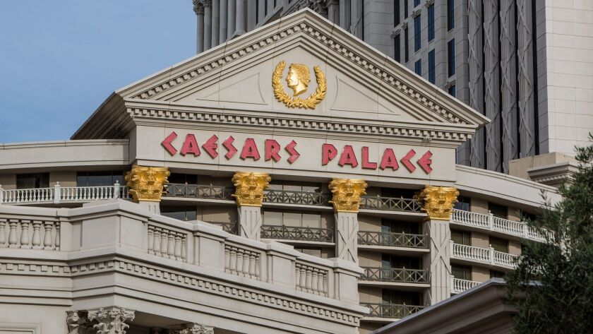 Guest may pay $39 in resort fees on top of their room bill at Caesars Palace Las Vegas. eight of nine of Caesars Entertainment properties have raised rates.