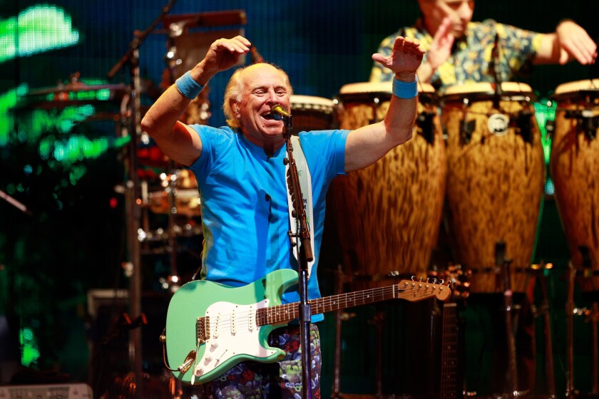 SAN DIEGO, CA-SEPTEMBER 16, 2016: | Jimmy Buffett headlines day 1 of KAABOO Del Mar Friday. |(Misael Virgen / San Diego Union-Tribune) ** For tronc publications only, no licensing, no sales.**
