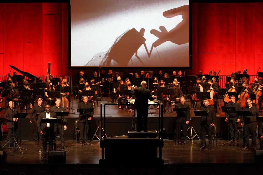 "James Conlon conducts L.A. Opera's ""Oedipus Rex."""