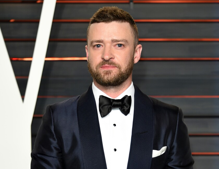 Justin Timberlake takes on Twitter