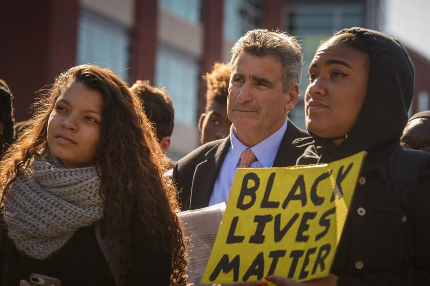 UConn Racial Slurs