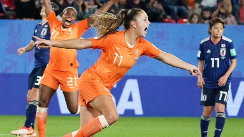 FIFA Women's World Cup 2019, Rennes, France - 25 Jun 2019