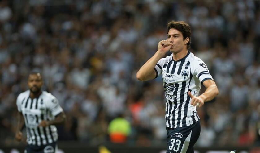 Colombiano Medina dice que si Monterrey sale intenso puede vencer al América