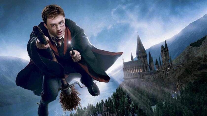 2) Wizarding World of Harry Potter