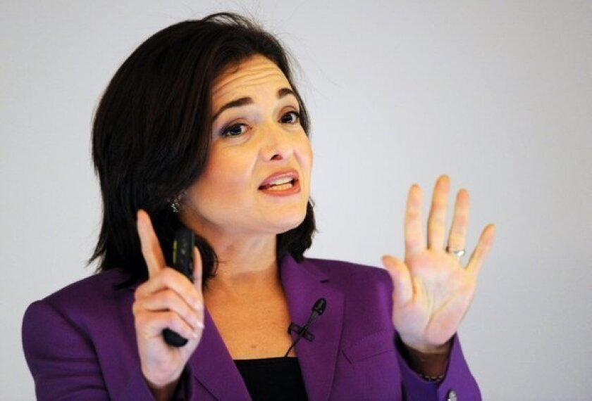 Chief Operating Officer Sheryl Sandberg has been the highest-paid executive at Facebook for two consecutive years.