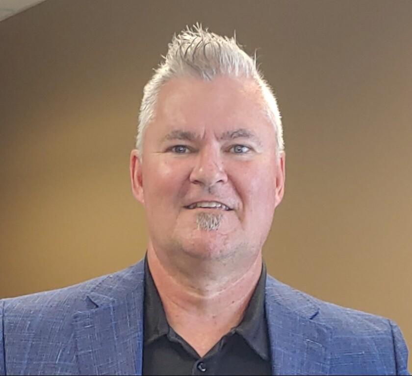 New Kearny High football coach Greg Tonjes