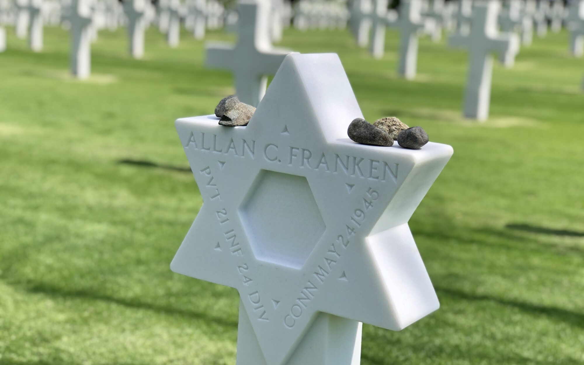 Reclaiming the heritage of Jewish soldiers killed in World War II - Los Angeles Times
