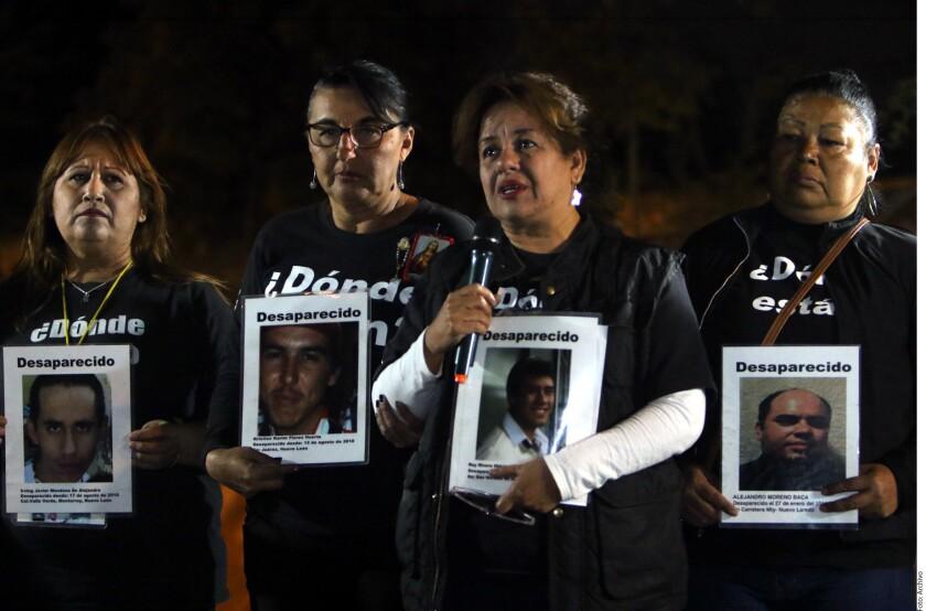 Organizaciones civiles de derechos humanos fueron convocadas por la Secretaría de Relaciones Exteriores (SRE) a participar en una reunión este miércoles 7 de febrero, de cara a la presentación del informe del Estado mexicano ante el Comité contra la Desaparición Forzada de la ONU.