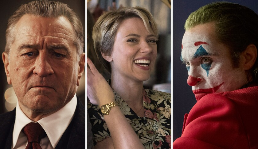Oscar Nominations 2020 List.The Complete List Of 2020 Golden Globes Nominees Los