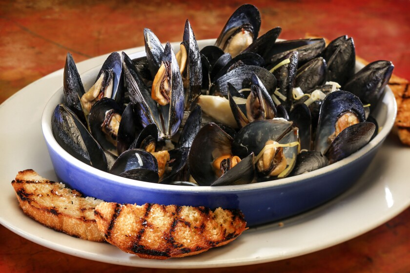 Easy dinner recipes: Love mussels? Great ideas in about 30 minutes