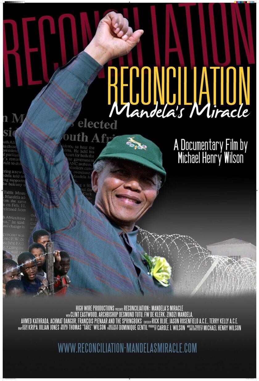 """Reconciliation Mandela"" will show at the San Diego Black Film Festival."