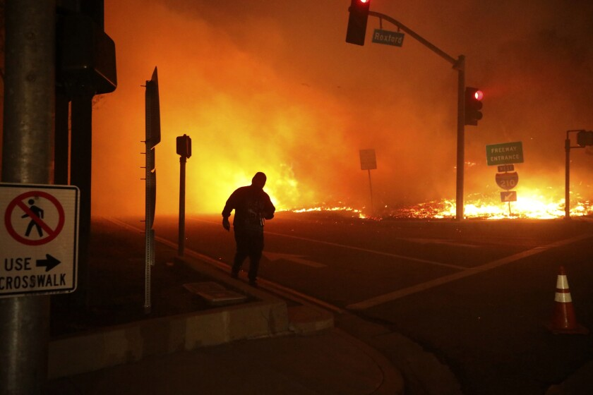 CALIFORNIA INCENDIOS FORESTALES