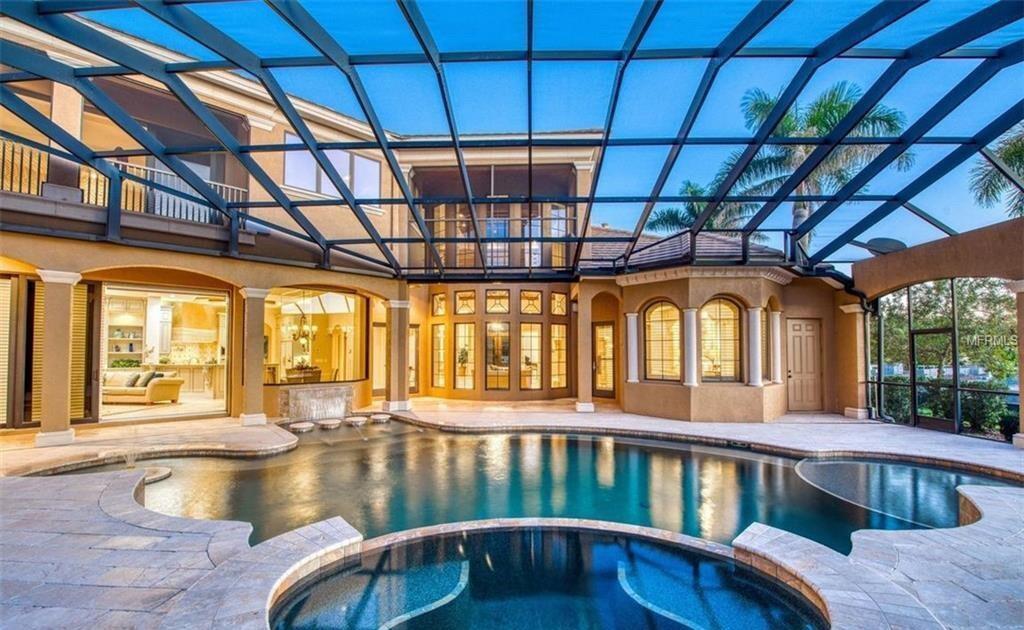 J.B. Holmes' Florida home