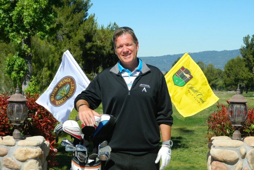 Byron Casper is serving as the head pro at Warner Springs Ranch and Salt Creek.