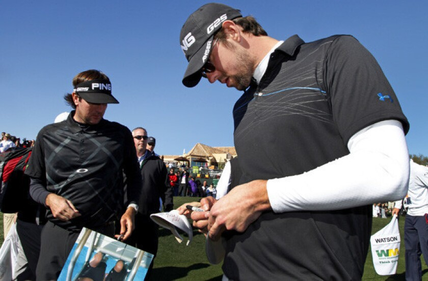 Michael Phelps signs golf deal with Ping