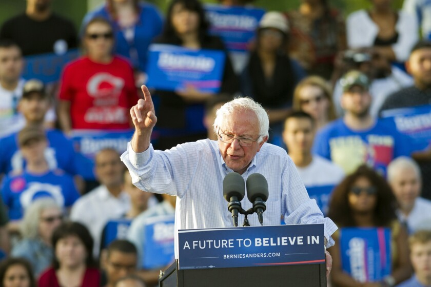 Besides Hillary Clinton and Donald Trump themselves, few politicians had more enduring influence over the election than Bernie Sanders.