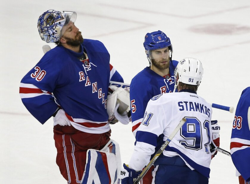 Rangers Come Up A Game Short Of Playoff For The Cup Again The San