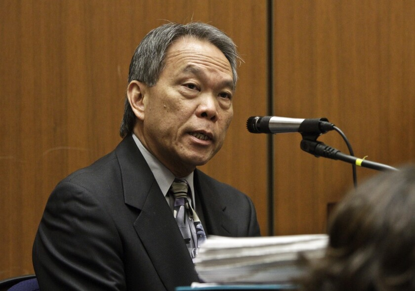 Edward Lee, Bell's former city attorney, said he had no reason to suspect anything was amiss with city finances.