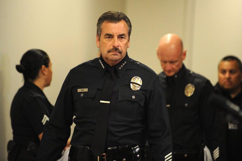 LAPD officer wins $1.2-million verdict in racial harassment suit
