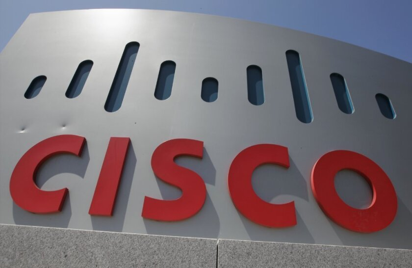 Cisco Systems Inc. is based in San Jose.
