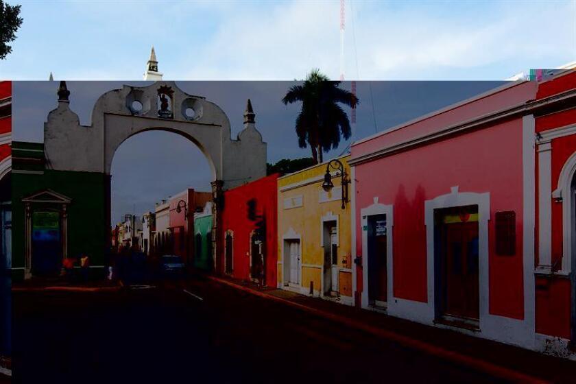 La ciudad de Mérida, en el sureste de México, está lista para convertirse este viernes oficialmente Capital Americana de la Cultura 2017, una distinción que la localidad festejará con un sinfín de actividades.EFE/SECTUR YUCATÁN/SOLO USO EDITORIAL